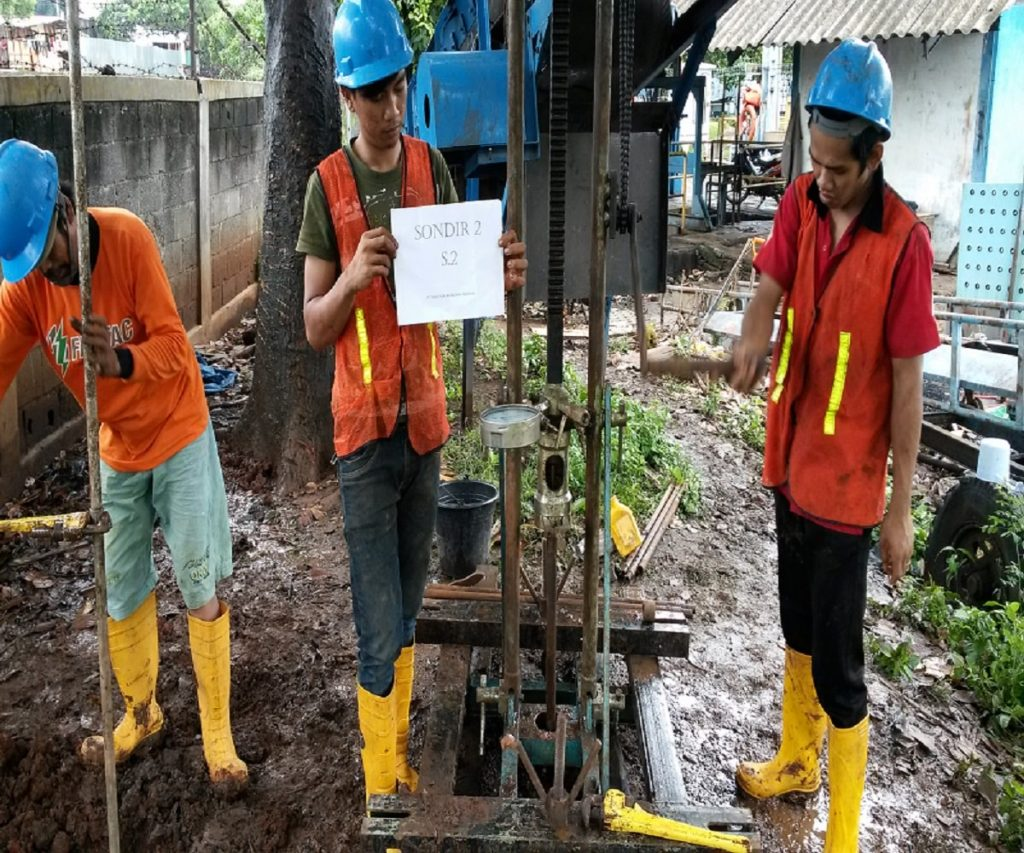Soil Investigation Penyelidikan Tanah Pt Zageotech Engineering Indonesia